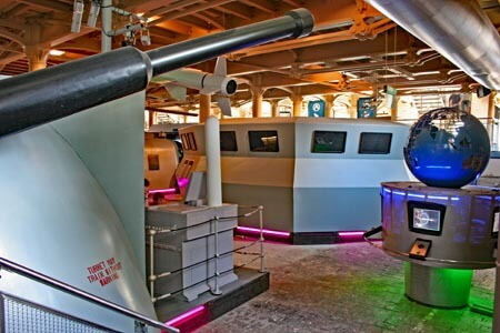 Action Stations, Portsmouth, Royal Navy attraction