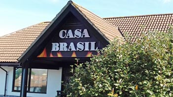 Casa Brasil restaurant at Port Solent