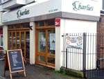Charlies cafe in Drayton, Portsmouth