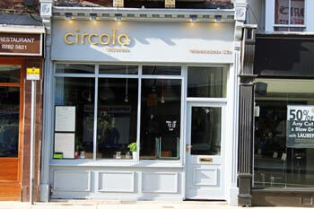 Circolo Italian and Pizza restaurant, Osborne Road, Find a restaurant in Southsea