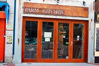 Farm Kitchen, Palmerston Road, best Southsea restaurants