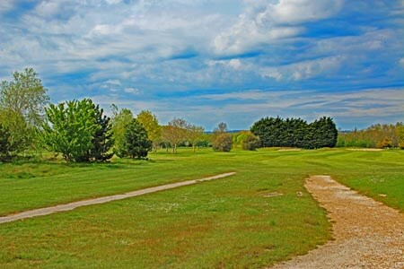 Portsmouth Golf Course at Burrfields Road