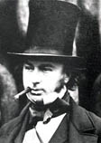 Picture of Isambard Kingdom Brunel who was born in Portsmouth