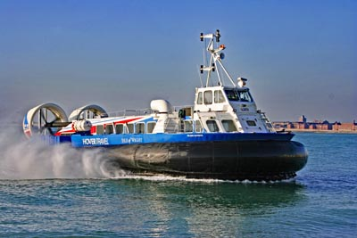 Isle of Wight Hovercraft, Hovertravel