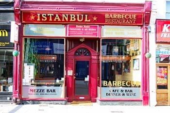 Istanbul Barbecue Restaurant, Osborne Road, Turkish restaurants in Southsea