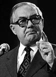 Picture of Prime Minister James Callaghan from Portsmouth
