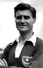 Jimmy Dickinson, Portsmouth Football Club.