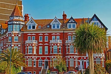 Lennox Mansions by AE Cogswell, Southsea