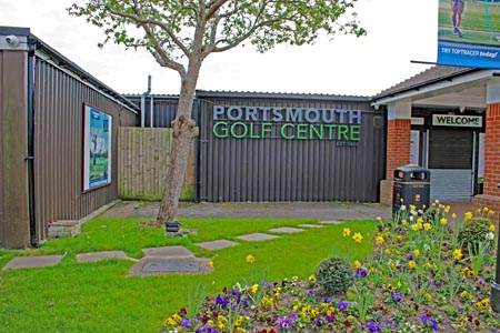 Portsmouth Golf Centre and Great Salterns driving range