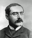 Writer Rudyard Kipling, lived in Southsea, Portsmouth