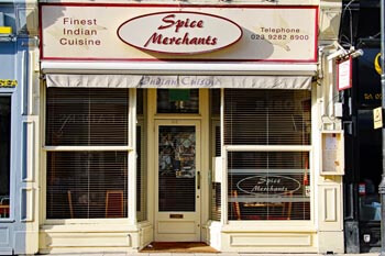Spice Merchants Restaurant in Southsea
