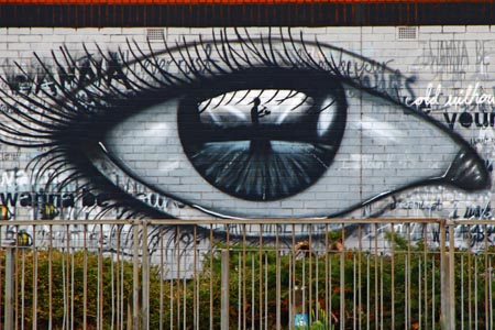 Street Art by My Dog Sighs, Portsmouth