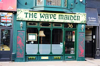 The Wave Maiden, Osborne Road, Southsea