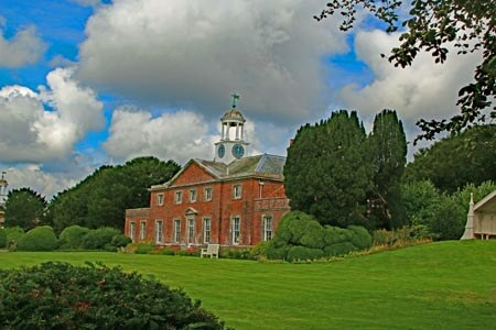 Uppark House and Garden in Hampshire