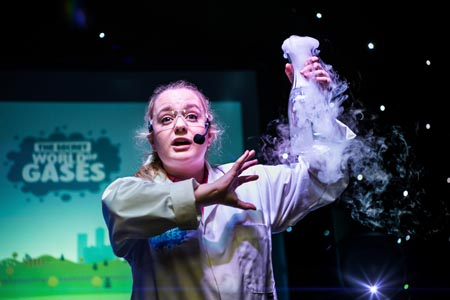 Live Science Shows at Winchester Science Centre