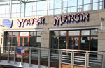 Photo of the Water Margin restaurant, Gunwharf Quays, Portsmouth.