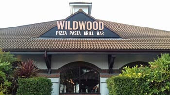 Wildwood restaurant, Port Solent, Portsmouth