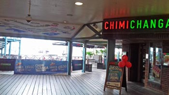 Chimichanga restaurant Port Solent