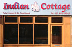 Indian Cottage restaurant North End, Portsmouth.
