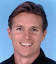 Athlete Roger Black MBE, who was born in Portsmouth