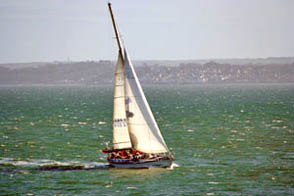 Sailing and watersports in the Portsmouth area