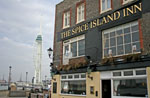 Photo of the Spice Island Inn, Old Portsmouth.